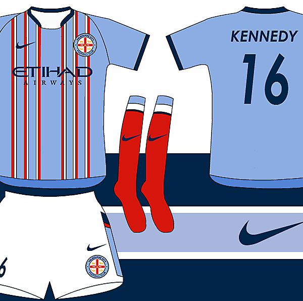Melbourne City Home