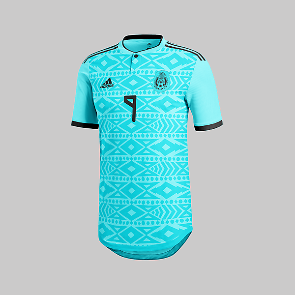 Mexico - Away kit