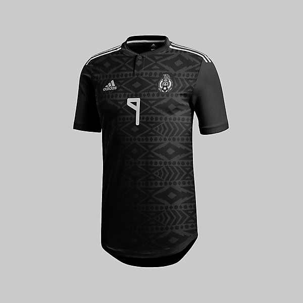 Mexico - Third kit