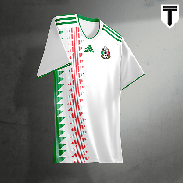 Mexico Away Concept Kit