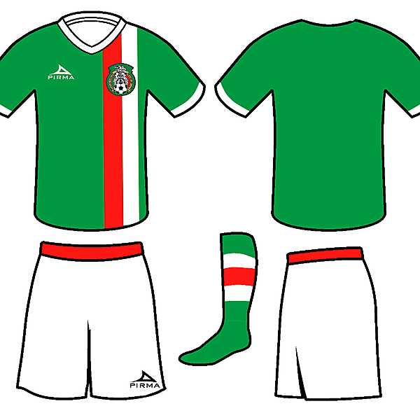 Mexico Pirma Home Kit