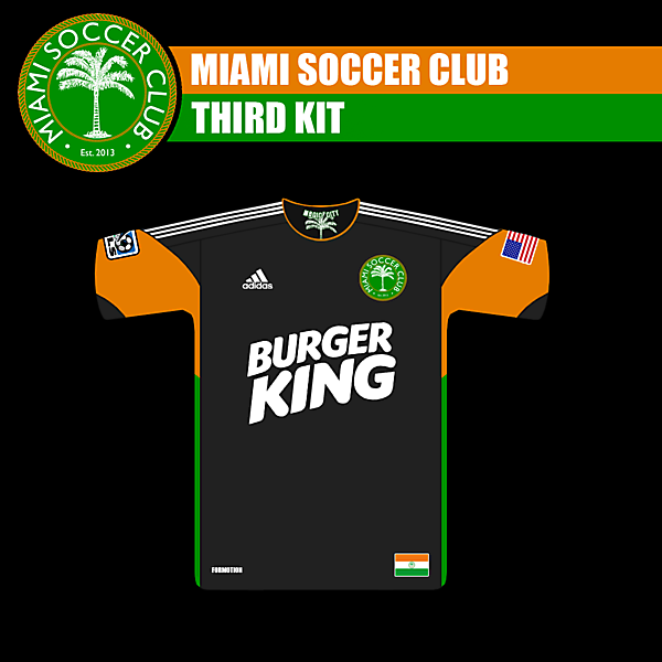 Miami SC Fantasy Fourth Kit