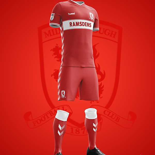Middlesbrough 18-19