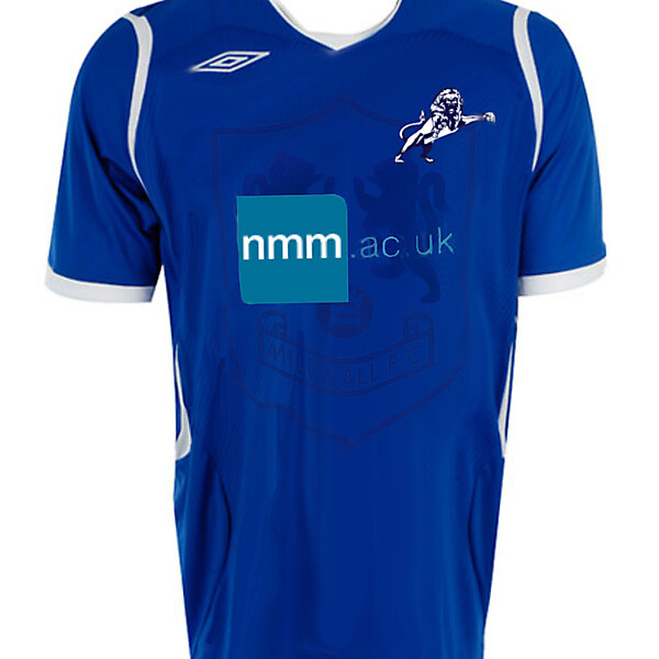 Umbro Millwall Home Shirt