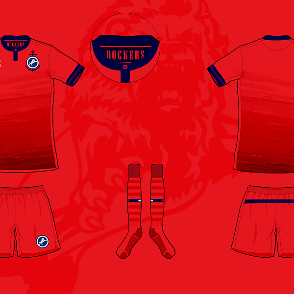 Millwall FC away kit