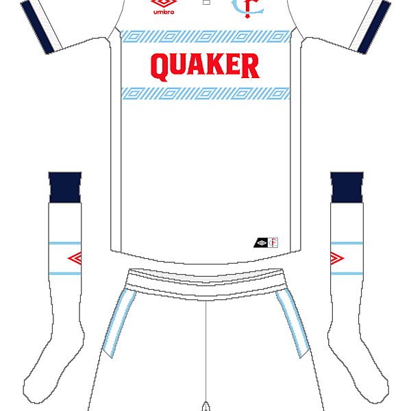 MLS x Umbro - Chicago Fire Away
