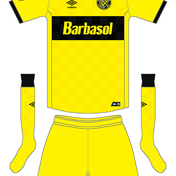 MLS x Umbro - Columbus Crew Home