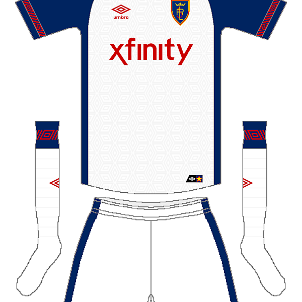 MLS x Umbro - Real Salt Lake Away
