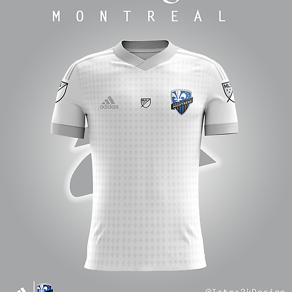 Montreal Impact - Away kit