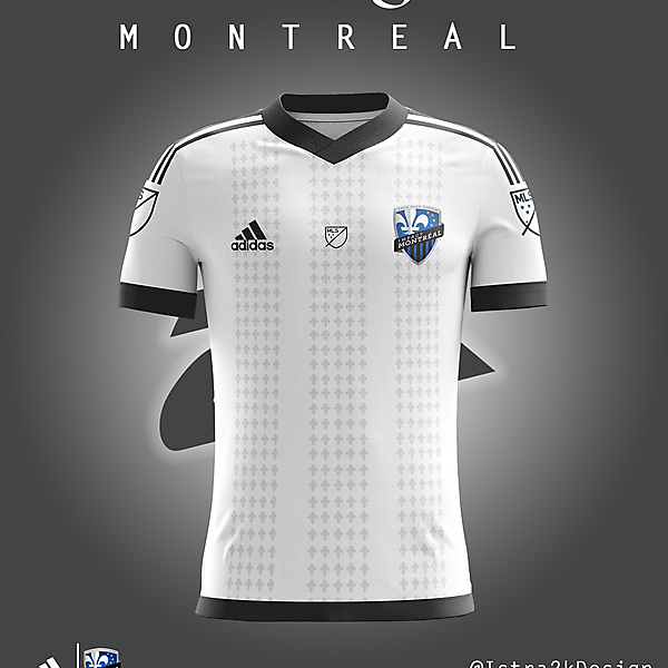 Montreal Impact - Away kit V2