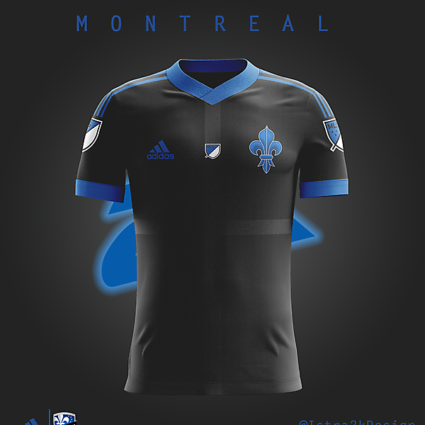 Montreal Impact - Third kit