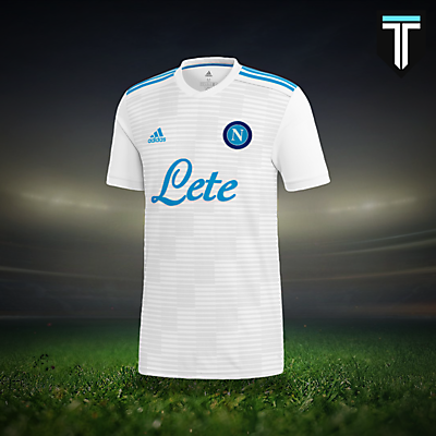 Napoli Adidas Away Kit Concept