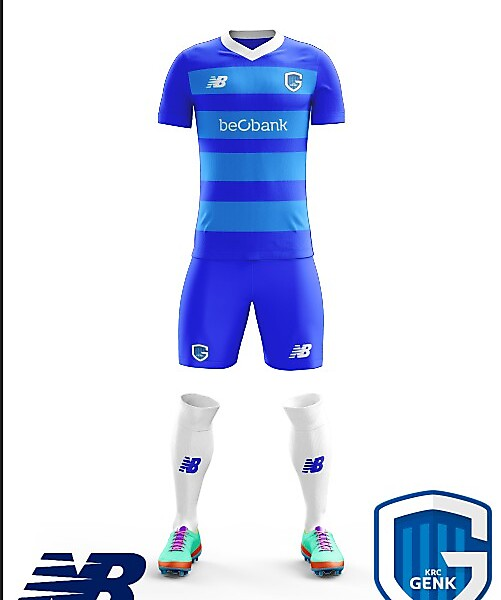 New Balance KRC Genk Home kit