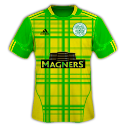 NEW CELTIC FC AWAY 15-16