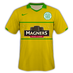 NEW CELTIC FC AWAY