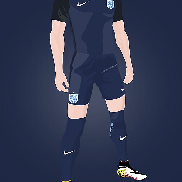 New England away kit