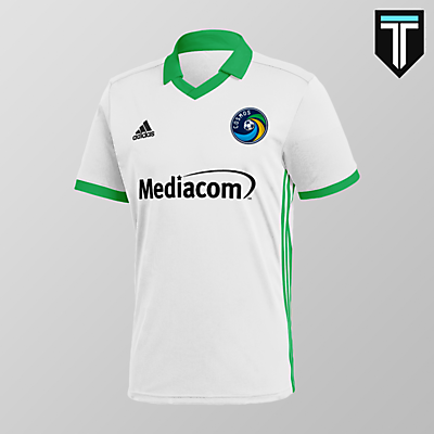 New York Cosmos - Away Kit Concept