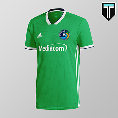 New York Cosmos - Home Kit Concept