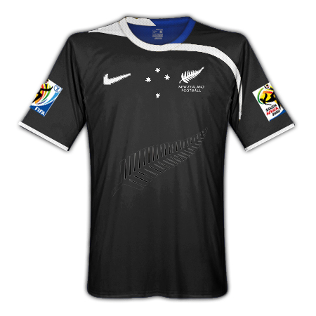 New Zealand World Cup