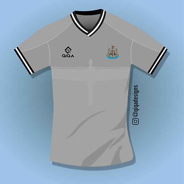 Newcastle United - Qiqa Away Concept