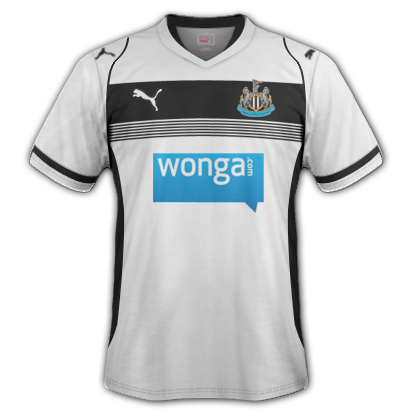 Newcastle United fantasy kits with Puma