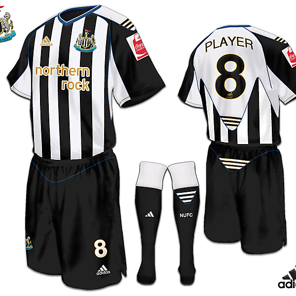 newcastle united home fantasy