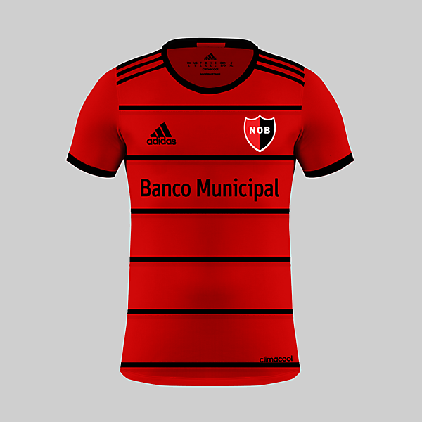 Newell's Old Boys - Adidas Third