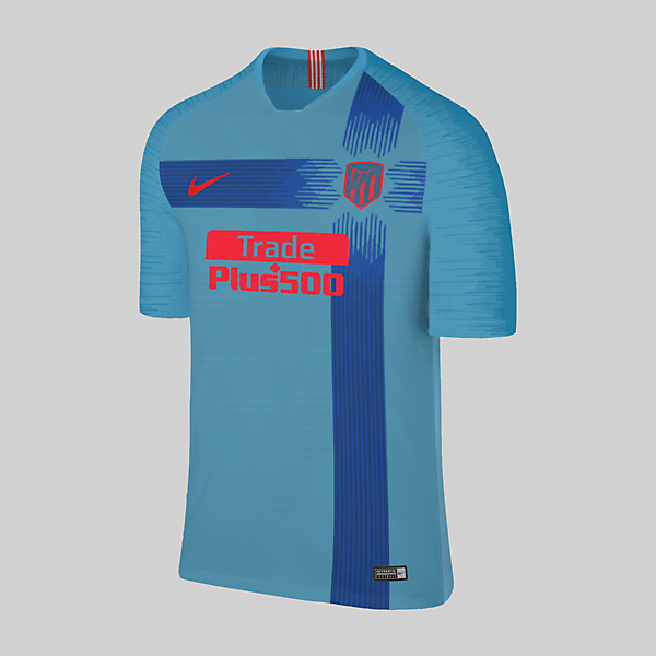Nike Atlético Madrid Away 2018/2019 Concept