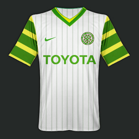 Nike Celtic FC Away