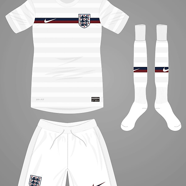 Nike England Replica Kit