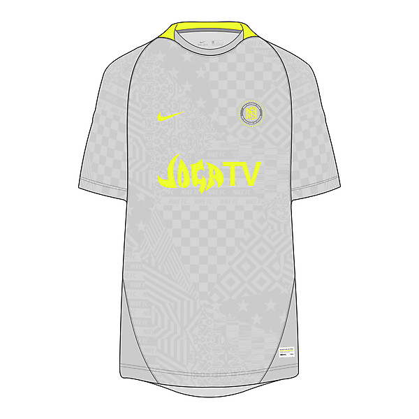 Nike Football Club 2021-22 Frost gray Concept
