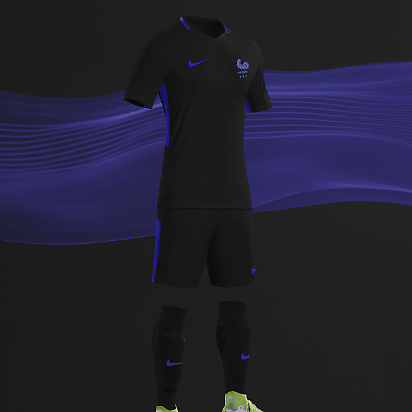 Nike France Third Kits Concept