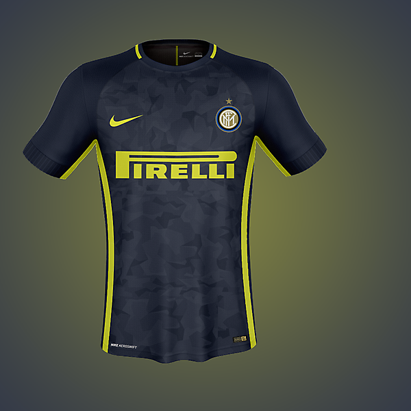 Nike Inter Milan Third Camo