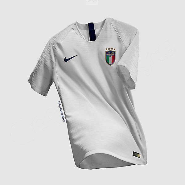 NIKE ITALY AWAY KIT CONCEPT