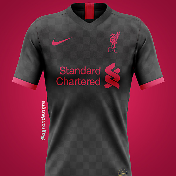 NIKE LIVERPOOL 2020-21 THIRD KIT