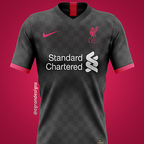 NIKE LIVERPOOL 2020-21 THIRD KIT v2