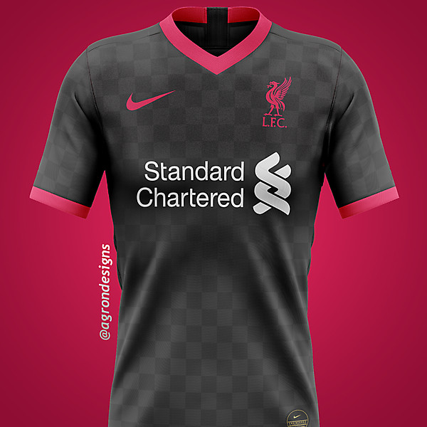 NIKE LIVERPOOL 2020-21 THIRD KIT v4