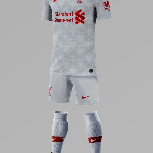 Nike Liverpool FC 2019-20 Away Jersey concept