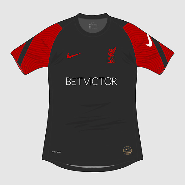 Nike Liverpool FC 2020-21 Training kit