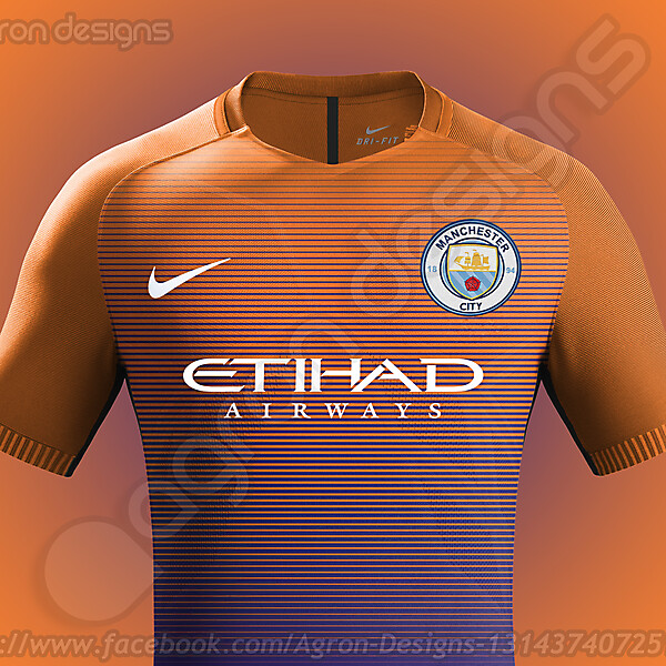 Nike Manchester City Fc 2016-17 Third Kit Possible