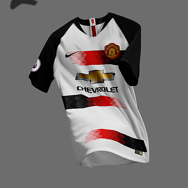 Nike Manchester United away concept