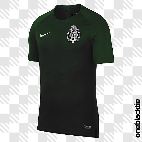 Nike Mexico Prematch Shirt