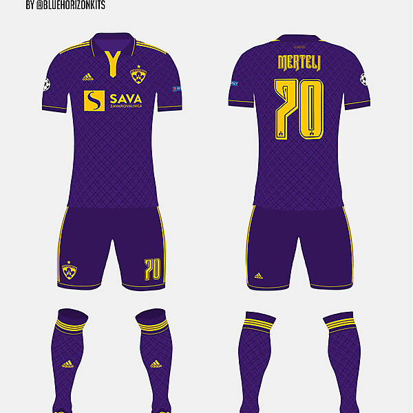 NK Maribor Home Kit