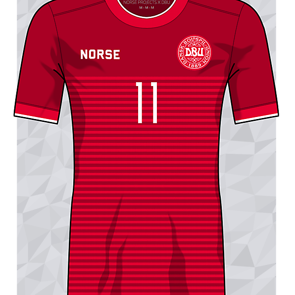 Norse Projects X Denmark Home Kit