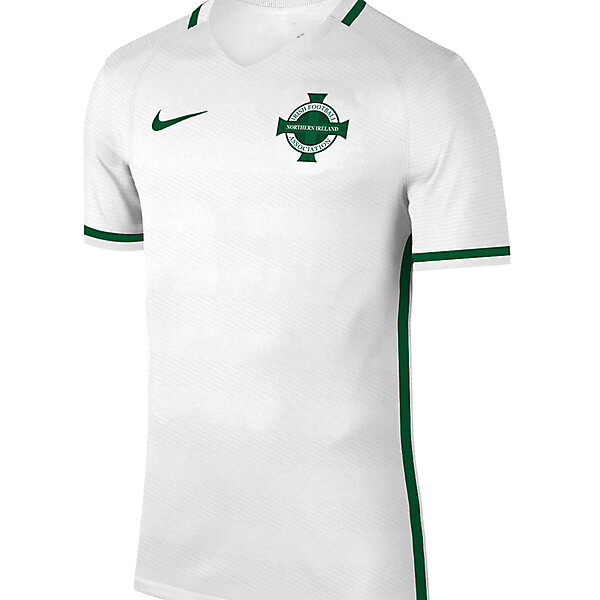 Northern Ireland x Nike