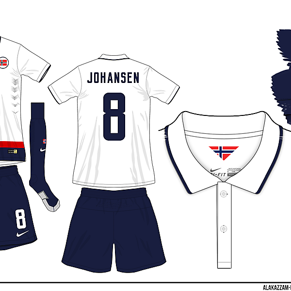 Norway Away