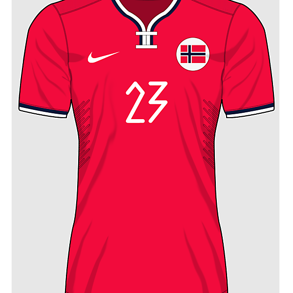 Norway Home kit
