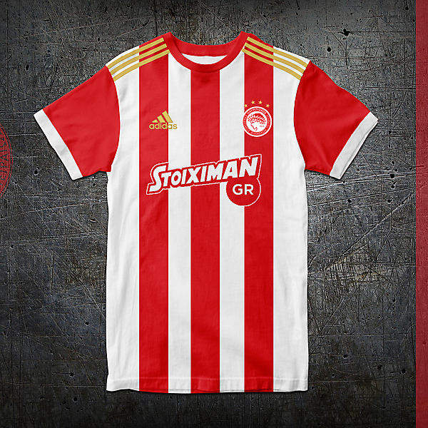 Olympiacos F.C. Home Shirt