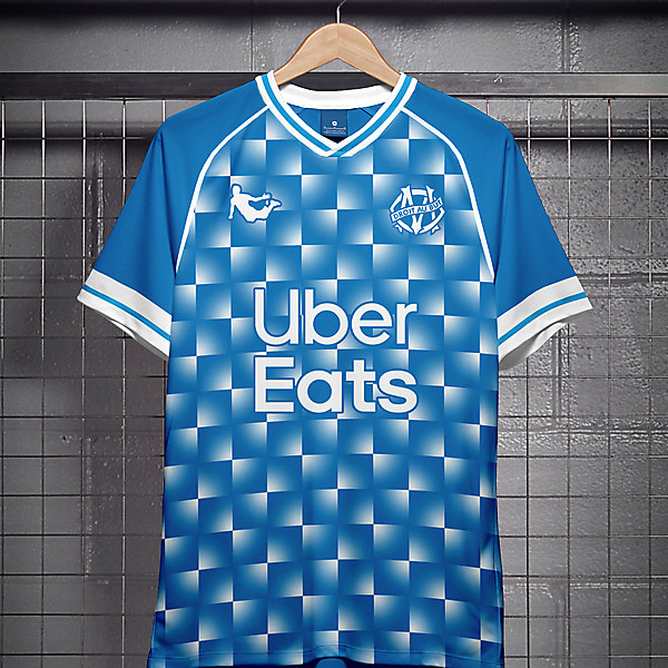 Olympique de Marseille - Away Kit