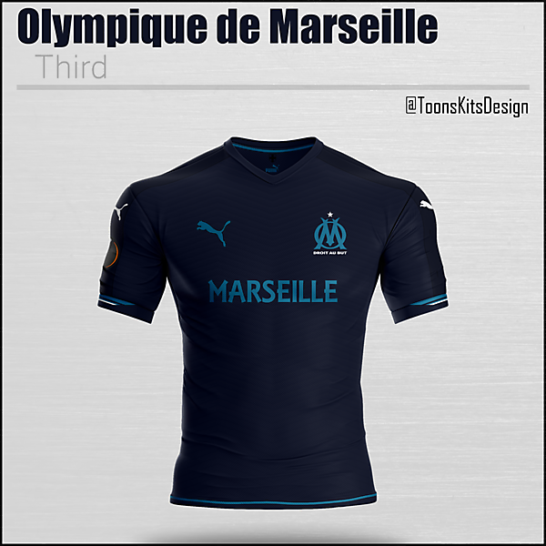 Olympique de Marseille Third